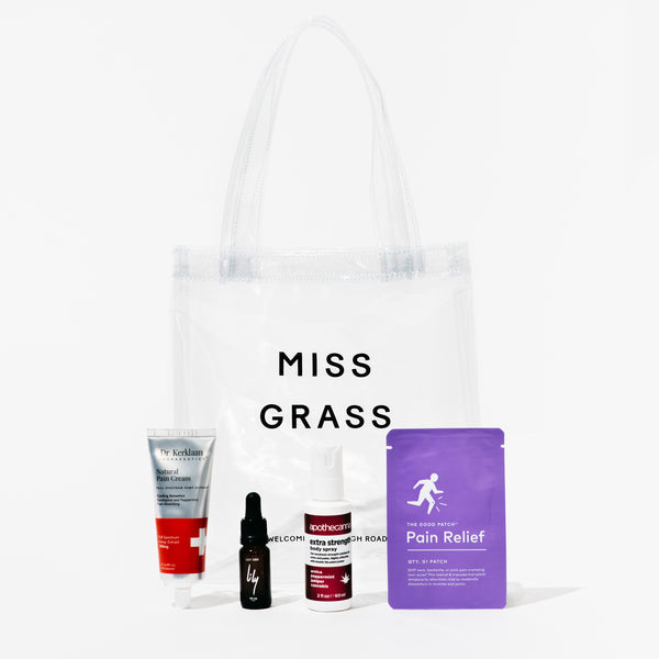 Miss Grass Pain Kit