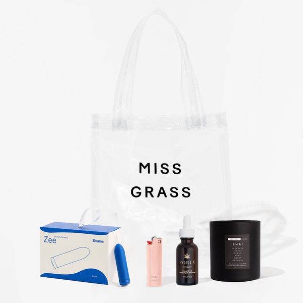 Miss Grass CBD Sex Kit