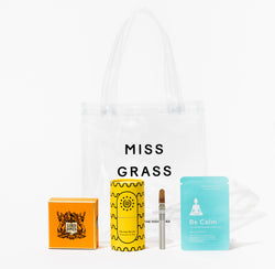 Miss Grass CBD Stress Kit