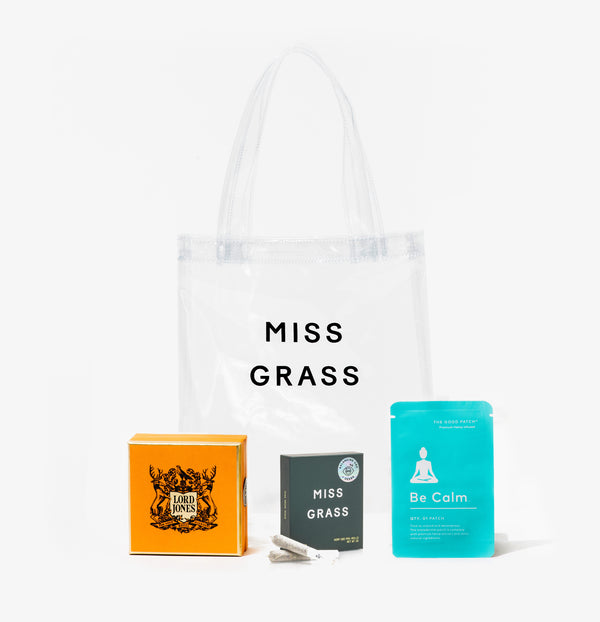 Miss Grass Stress Kit