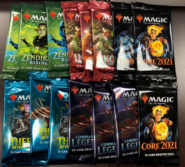 Gaming Magic: The Gathering Box