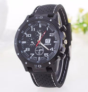 Shock Resistant Military Wrist Watch