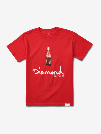 Diamond x Coca Cola OG Sign Tee