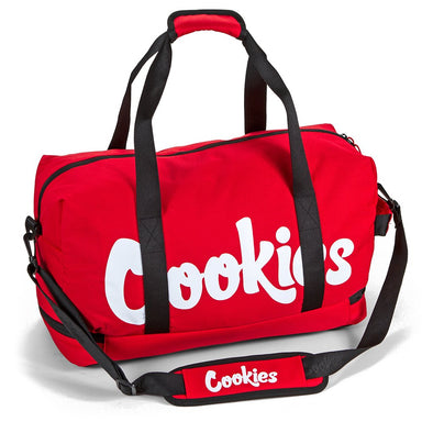 Cookies Explorer Smell Proof Duffle Bag