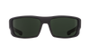 Spy Dirk Polarize Sunglasses - Matte Black