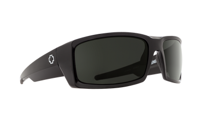Spy General Sunglasses - Black