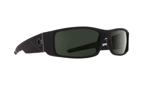 Spy Hielo Polarize Sunglasses - Matte Black