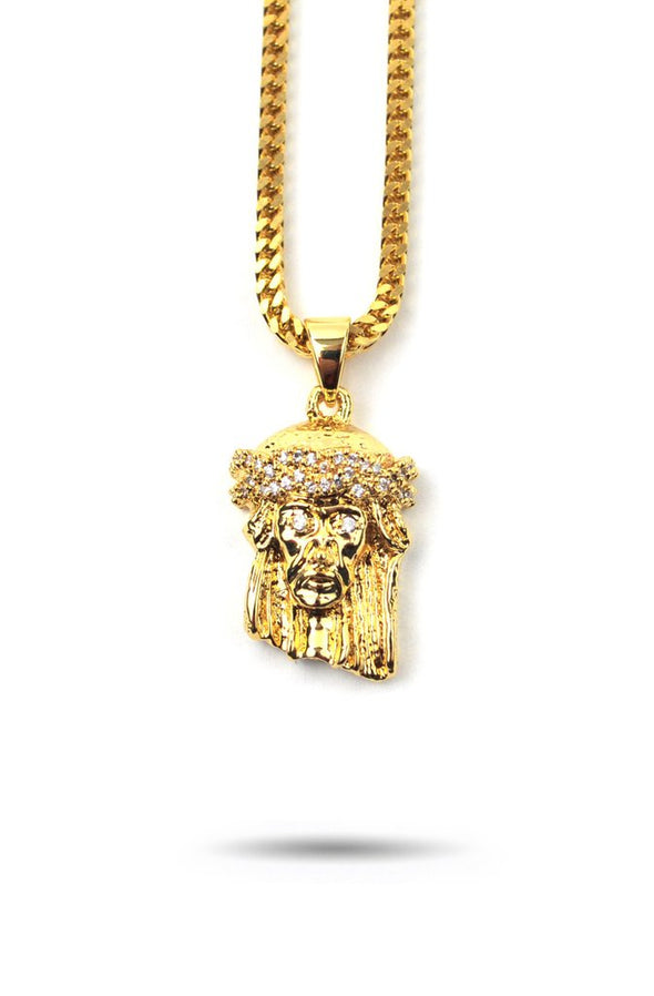 Jesus Piece Necklace