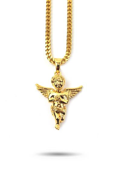 Angel Piece Necklace