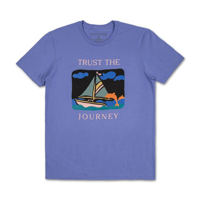 Pink Dolphin Trust The Journey Tee