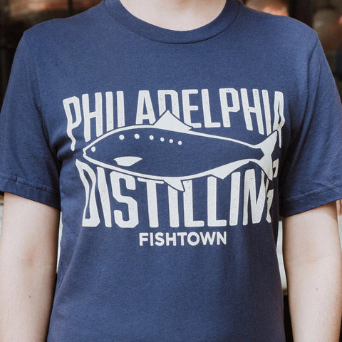 Philadelphia Distilling Fishtown Shirt