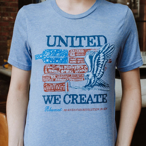 United We Create Shirt