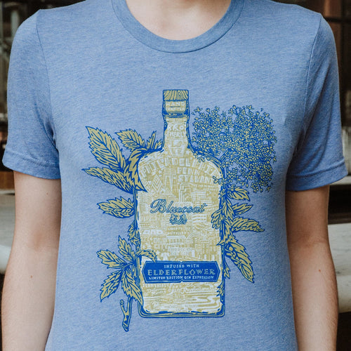 Bluecoat Elderflower Shirt