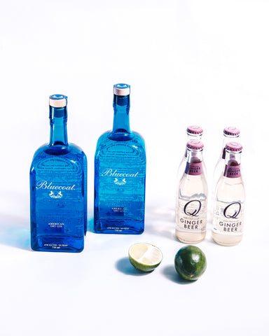 Gin Moscow Mule Kit