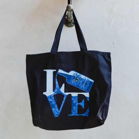 Bluecoat Tote Bag