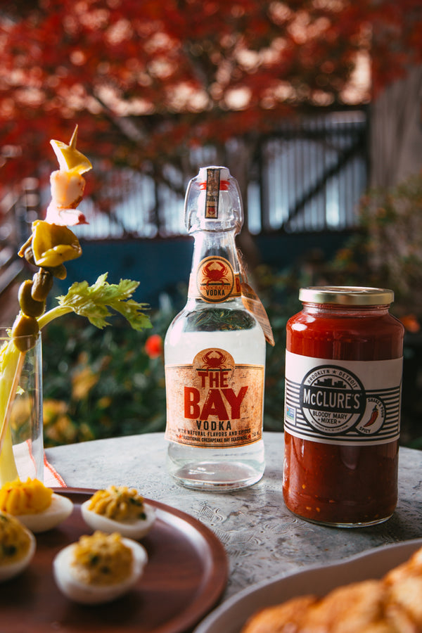 The Bay Vodka and McClure's Bloody Mary Kit