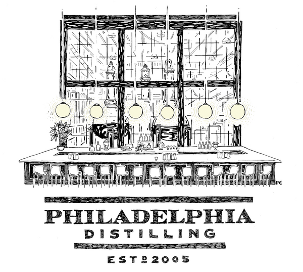 Philadelphia Distilling T-Shirt Design