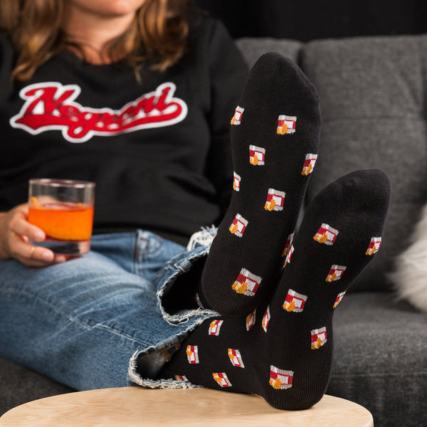 Love and Victory Negroni Socks