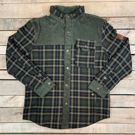 Flannel Jacket