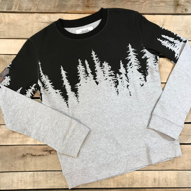 Endless Spruce Crewneck
