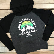 Boy's Hunt.Fish.Camp Hoodie