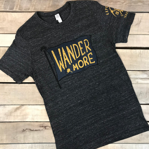 Wander More Graphic T - Expedition Trading Co.