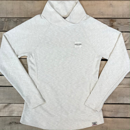 Crossneck Pullover