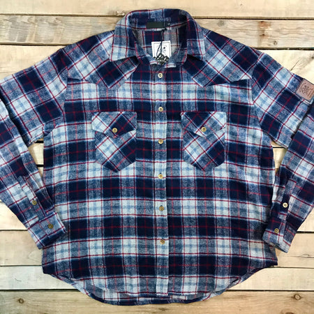 Lumberjack Flannel - Expedition Trading Co.