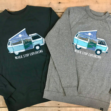Roadtrip Crewneck
