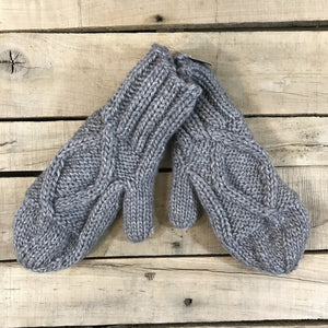 Fleece Lined Mittens