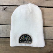 Alaska Boys Trucker Hat