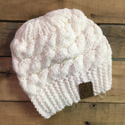 AK Chicks Messy Bun Hat