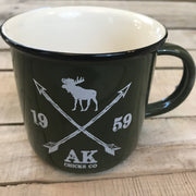 Crossed Arrow Mug