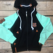 Girl's Sporty Zip