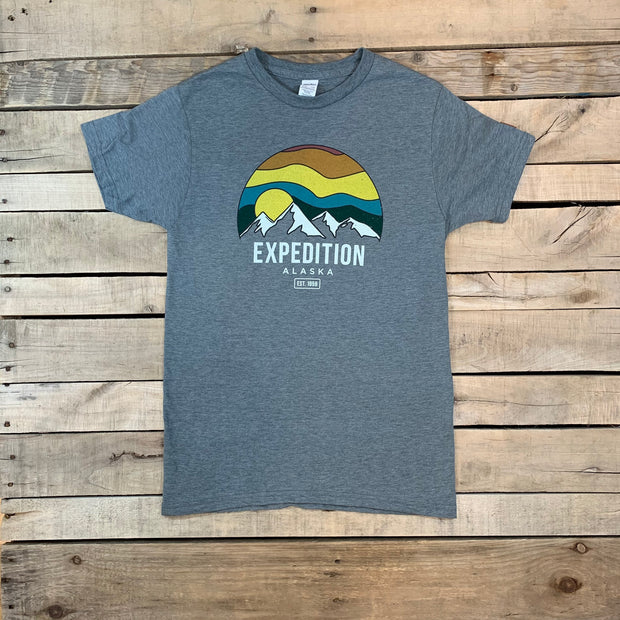 Expedition Mountain graphic tee