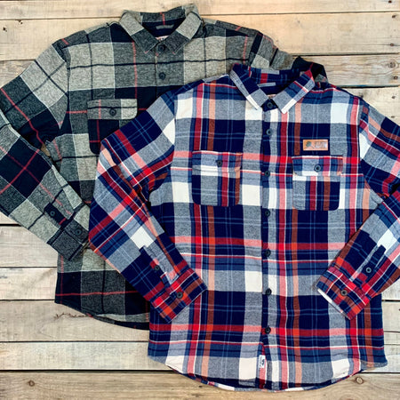 Outdoorsman Flannel Coat