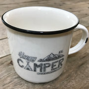 Mountain Happy Camper Mug