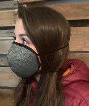 Face Mask - behind the head straps