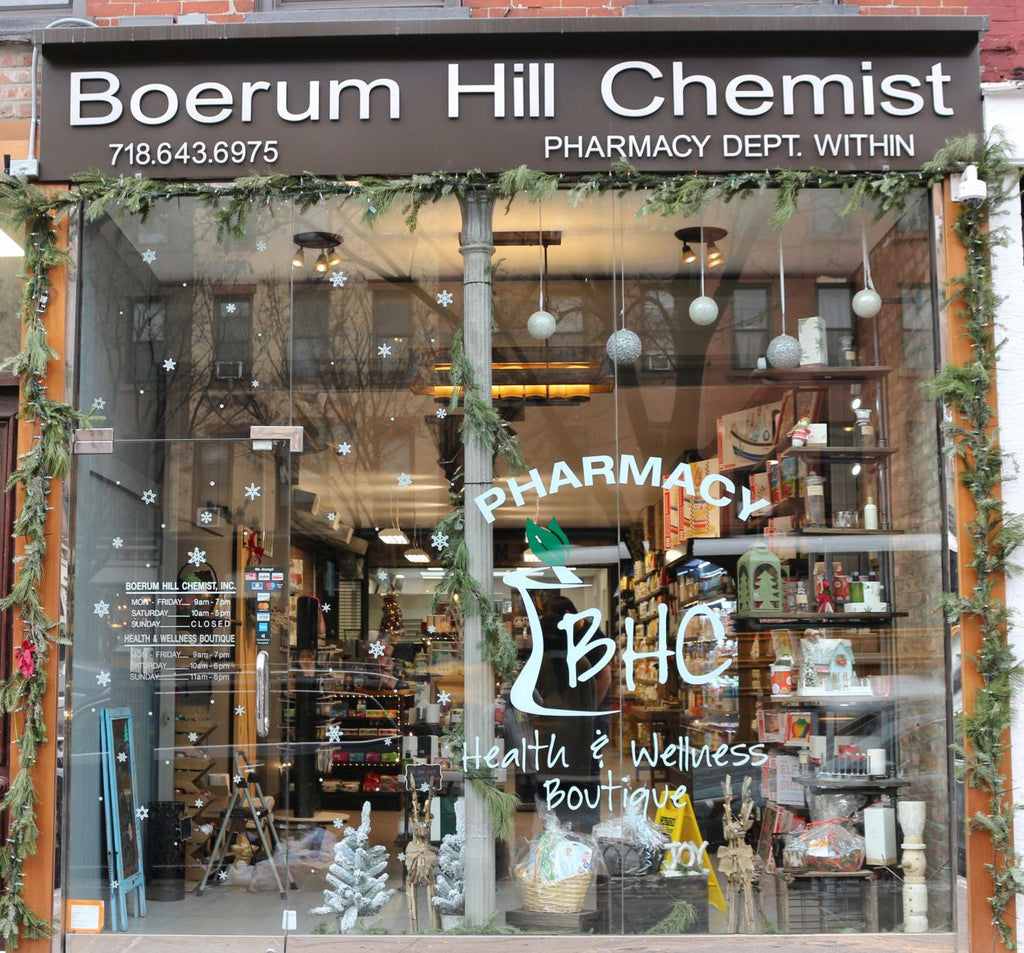 boerum hill chemist health and wellness boutique