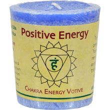 Aloha Bay Chakra Votive Candle - Positive Energy - Case Of 12 - 2 Oz