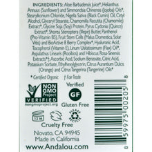Andalou Naturals Brilliant Shine Conditioner Sunflower And Citrus - 11.5 Fl Oz