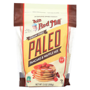Bob's Red Mill Pancake Mix - Paleo - Case Of 4 - 13 Oz
