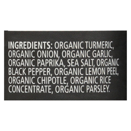 Frontier Natural Products Coop - Savory Blend - Certified Organic - 2.5 Oz.