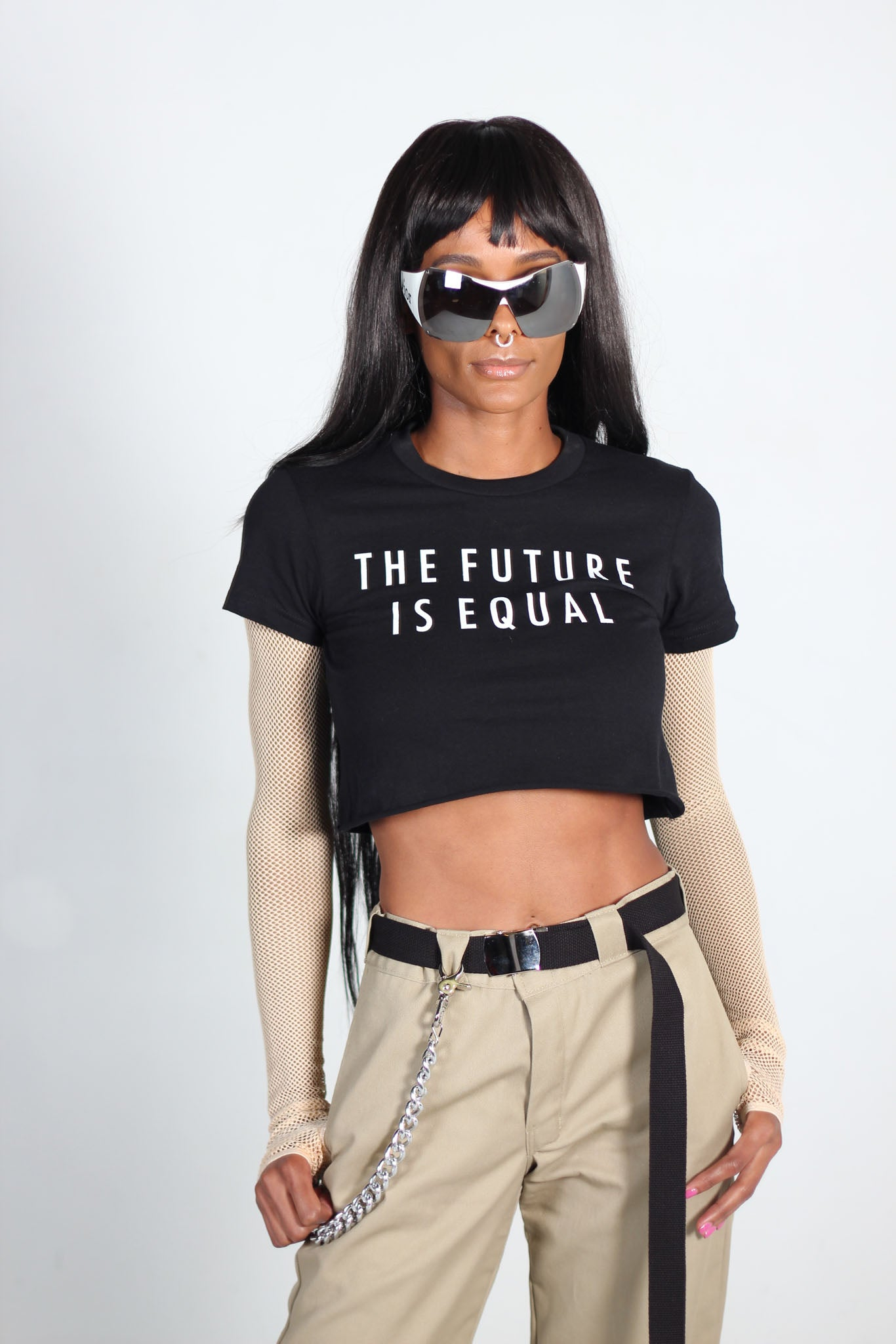 THE FUTURE CROP TOP