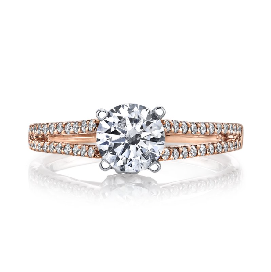 5dc1956852d Diamond Classic Engagement Ring - Wilson Diamond Brokers