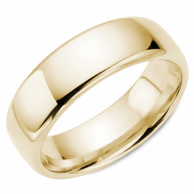 Classic Wedding Band - 7mm
