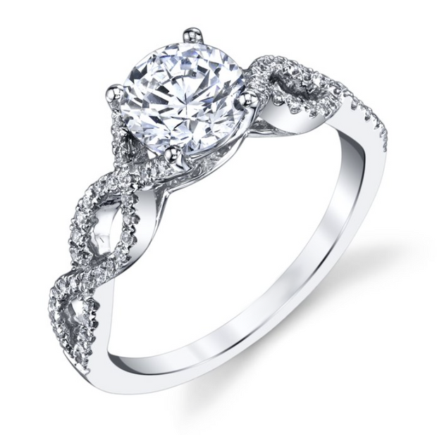 Diamond Classic Engagement Ring