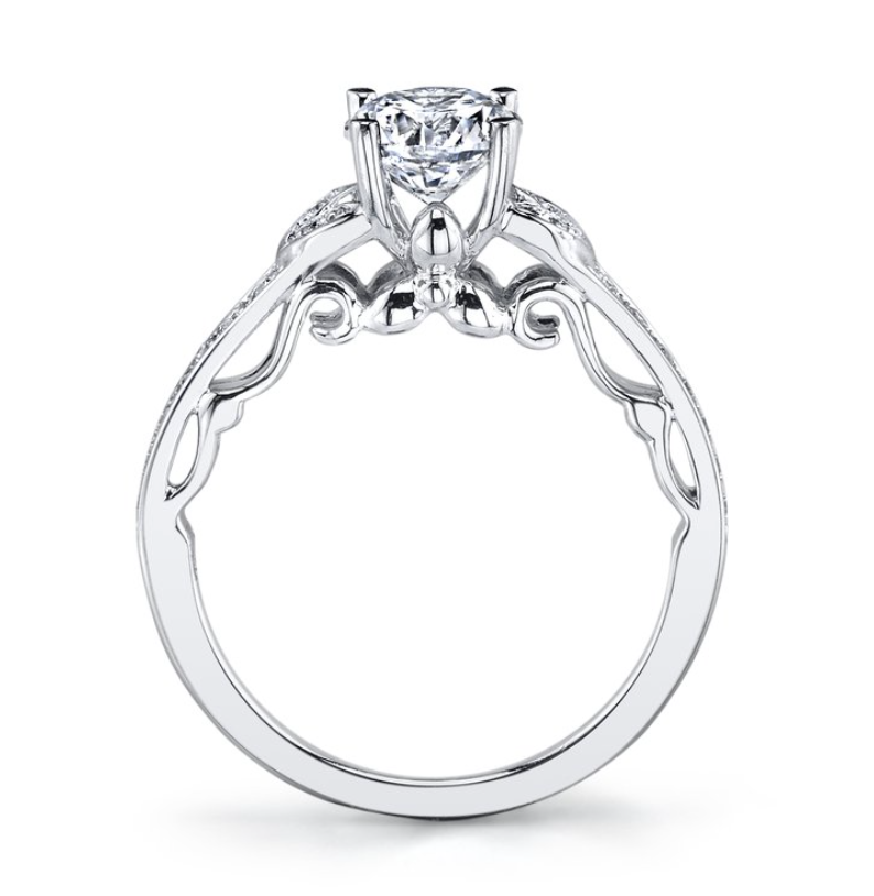 Diamond Classic Engagement Rings