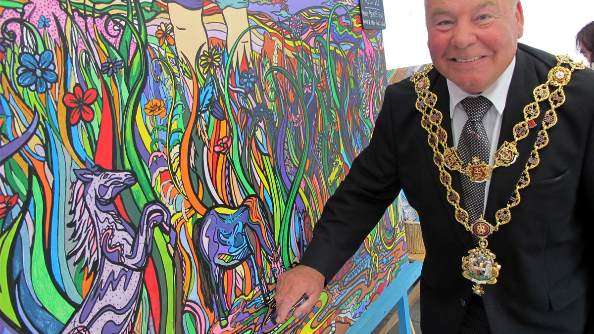 lord mayor of birmingham