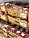 Whole Angus Beef @ $6.00 per lb, (DEPOSIT ONLY, REMAINDER DUE AT TIME OF PICKUP)